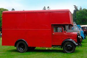 Consejos para organizar las cajas y muebles en el camión de mudanzas