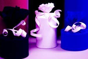 Los souvenirs en una boda: cómo presentarlos y entregarlos