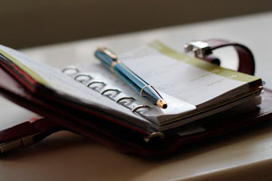 Guía para crear una agenda a la hora de organizar tu boda