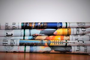 Guía para organizar recortes de artículos y papeles