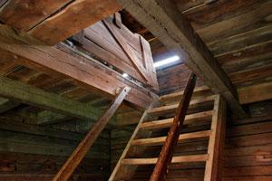 Guia para organizar y limpiar el ático, sótano o habitación del fondo