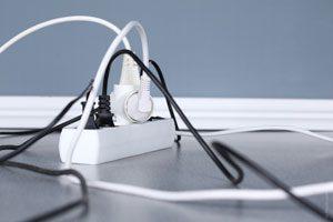 Ideas para mantener organizado los cables