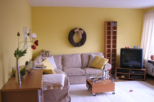 Organizando la casa para mejorar el estado de ánimo y recibir un nuevo año