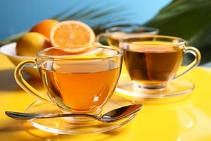Detalles para realizar una reunión formal para tomar el té