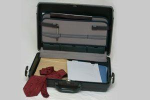 Ideas para mantener organizado el maletín