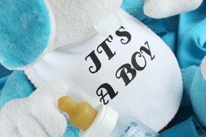 Tips para organizar un baby shower masculino