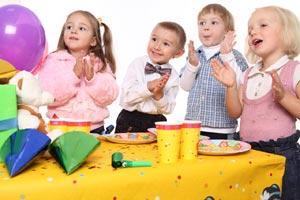 Todos los detalles para organizar un cumpleaños infantil