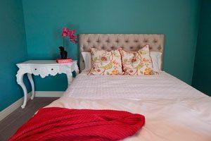 Consejos para organizar un dormitorio de visitas pequeño