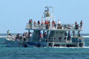 Consejos para realizar un evento arriba de un barco