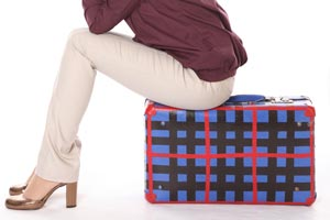 Cómo organizar una maleta