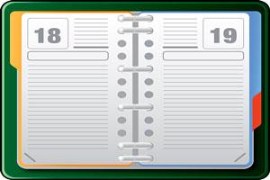 Cómo planificar la rutina semanal con el uso de una agenda