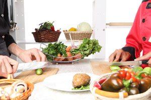 Planificar y cocinar el menú de la semana para ahorrar tiempo