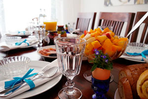 Ideas para organizar un brunch