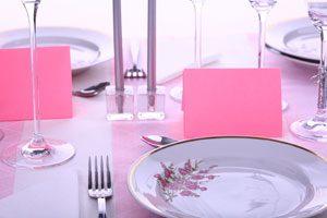 Ideas para hacer del menú un objeto decorativo más del evento