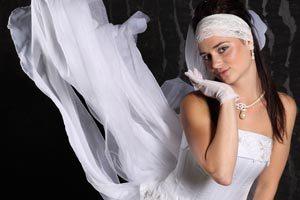Como elegir un vestido de novia armonioso y acorde a la personalidad de la novia