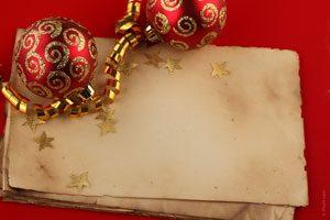 Cómo y cuándo empezar a enviar las tarjetas y regalos por las fiestas