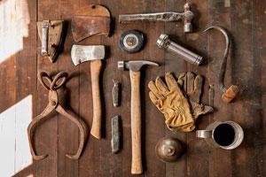 Cómo organizar el taller y las herramientas
