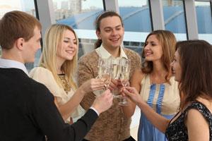 Cómo organizar los compromisos sociales de fin de año