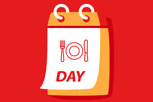 Consejos para organizar un menú para todo el mes