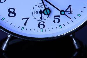 Guía para conocer el horario más conveniente para cada tipo de evento