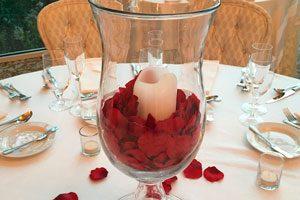 Consejos para crear centros de mesa con velas