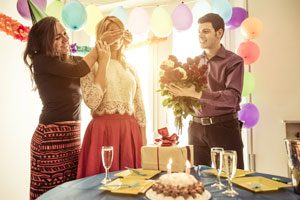 Consejos para planificar un cumpleaños sorpresa