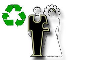 Cómo organizar una boda cuidando el medio ambiente