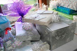 Cómo armar y diseñar una lista de regalos para cualquier evento que no sea una boda