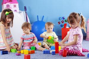 Cómo mantener el orden cuando hay niños pequeños