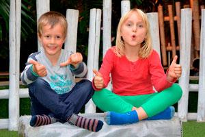 Cómo crear un lugar para el entretenimiento de los niños en un evento