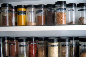 Tips para mantener organizadas las alacenas