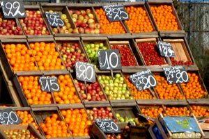 Consejos para hacer las compras y organizar el menú de la semana
