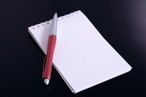 Cómo usar la agenda para organizar las actividades diarias
