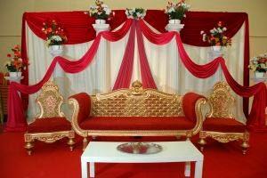 Cuáles son las comodidades o tipos de salones que podemos necesitar en un evento de gala