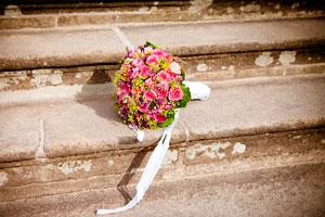 Ramos de novia de estilo moderno