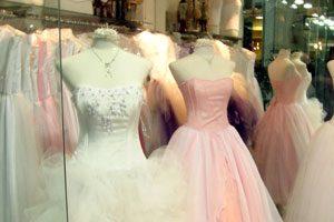 Ideas para elegir los vestidos de las madrinas y damas de honor