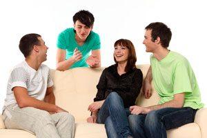 Ideas para organizar una reunión casual con amigos