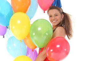 Ideas para usar globos de forma creativa en un evento social